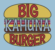 Big Kahuna Burger Tee by Madison Bailey