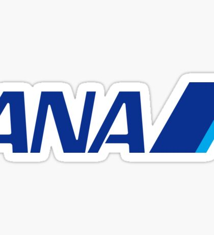 ANA - All Nippon Airways Sticker