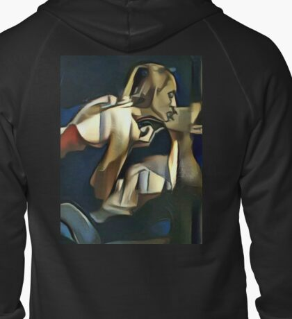 A Passion Play Zipped Hoodie