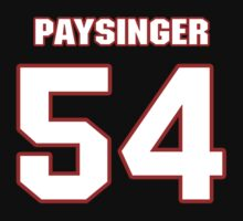 NFL Player Spencer Paysinger fiftyfour 54 by imsport