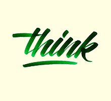 Think by ManlyDesign