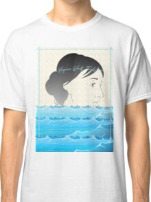 Virginia Woolf, The Waves Classic T-Shirt