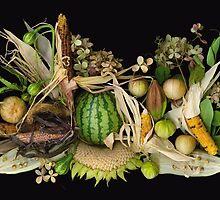 Gentle Harvest, Dudley Farm Gardens by Ellen Hoverkamp