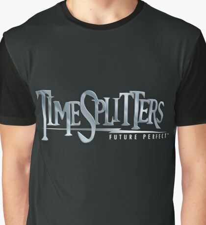 TimeSplitters Future Perfect Graphic T-Shirt