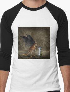 Gertrude Men's Baseball ¾ T-Shirt
