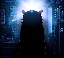 Dalek-tronic by GaryWright