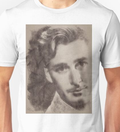 Errol Flynn, Vintage Hollywood Actor Unisex T-Shirt
