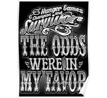 THE ODDS WERE IN MY FAVOR Poster
