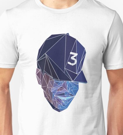 Chance the Rapper - Coloring Book - Triangles Unisex T-Shirt