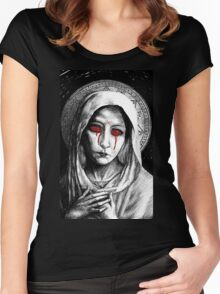 Bloody Mary  Women's Fitted Scoop T-Shirt