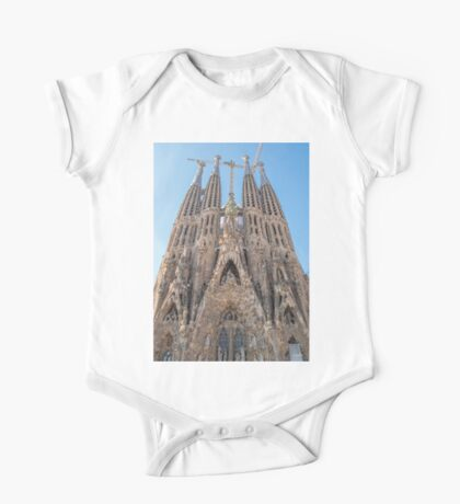 Sagrade Familia One Piece - Short Sleeve