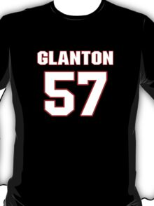 NFL Player Adarius Glanton fiftyseven 57 T-Shirt