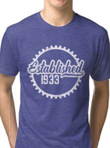 Established 1933 Tri-blend T-Shirt