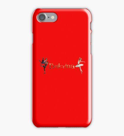 ballerina iPhone Case/Skin