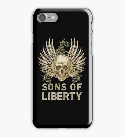 Sons of Liberty iPhone Case/Skin