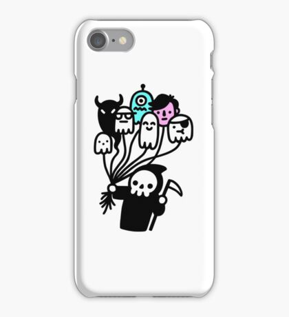 Soul Collector Doodle iPhone Case/Skin