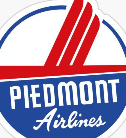 Piedmont Airlines Logo Sticker