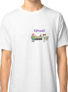 Clarence and friends  Classic T-Shirt