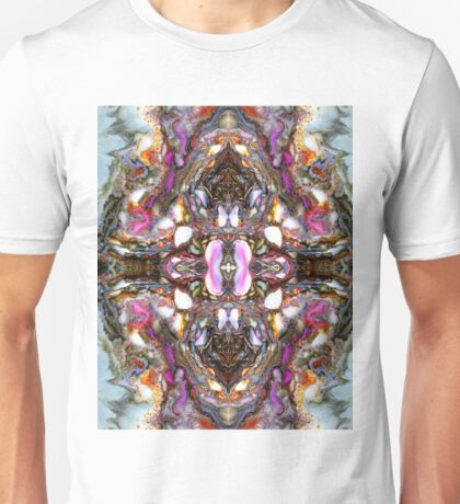 Agate number 4 Unisex T-Shirt