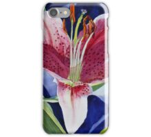 Inspiration Lily iPhone Case/Skin