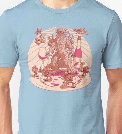 Spaghetti vs Meatballs Unisex T-Shirt