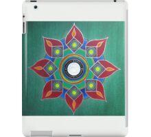 Introvert ~ Mandala on Canvas iPad Case/Skin
