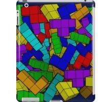 Tetris Pile iPad Case/Skin