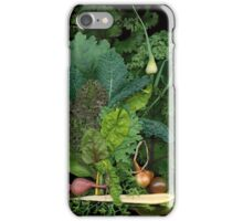 Edible Foliage iPhone Case/Skin