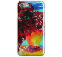 Bougainvillea Aglow iPhone Case/Skin