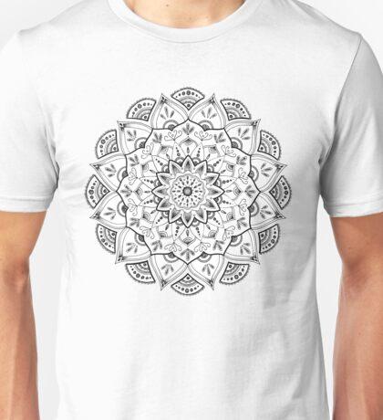 Peaceful Mandala Unisex T-Shirt