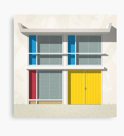 Fundació Joan Miró Canvas Print