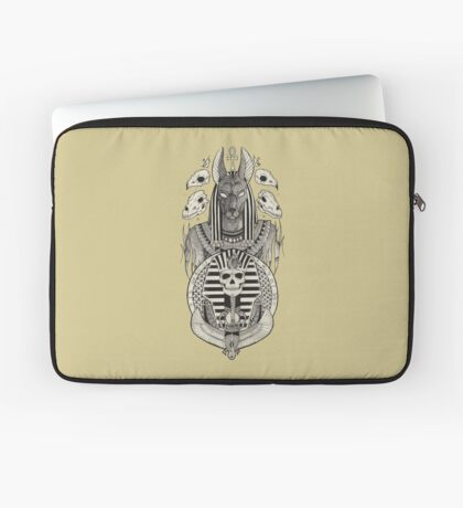 Anubis. Laptop Sleeve