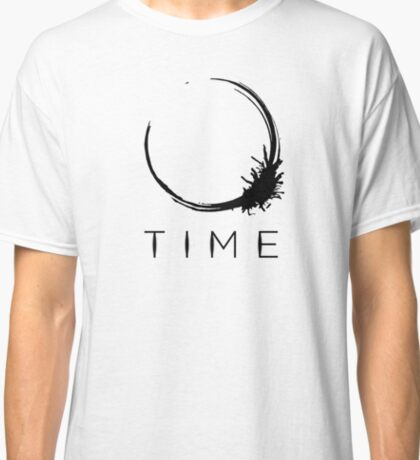 Arrival - Time black Classic T-Shirt