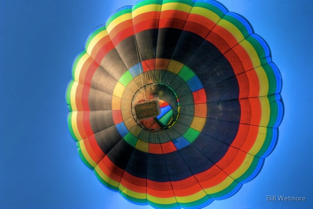 Up, Up, and Away! by Bill Wetmore