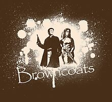 Firefly Browncoats by JSKerberDesigns