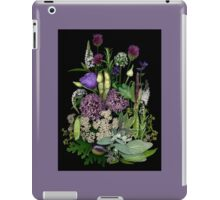 Edible Rearrangement iPad Case/Skin
