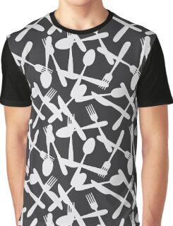 Kitchen cutlery Graphic T-Shirt