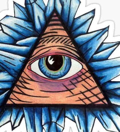 illuminati  Sticker