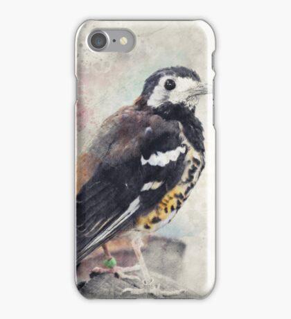 Watercolour Bird iPhone Case/Skin