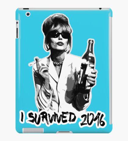 Patsy Stone. -I Survived 2016  iPad Case/Skin