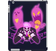 Time for givin' up the ghost iPad Case/Skin