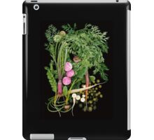 Rhythm and Roots Veggies iPad Case/Skin