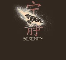 Firefly Serenity Silhouette Unisex T-Shirt
