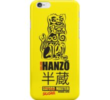 Kill Bill Hattori Hanzō Sword Master iPhone Case/Skin