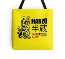 Kill Bill Hattori Hanzō Sword Master Tote Bag