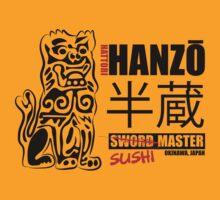 Kill Bill Hattori Hanzō Sword Master by SenseiMonkeyboy
