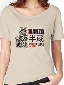Kill Bill Hattori Hanzō Sword Master Women's Relaxed Fit T-Shirt