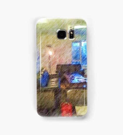 The Living Room Samsung Galaxy Case/Skin