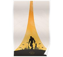 Earth City Poster
