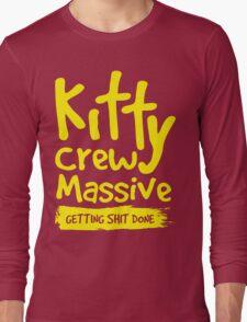 Kitty Crew Massive Tee Long Sleeve T-Shirt